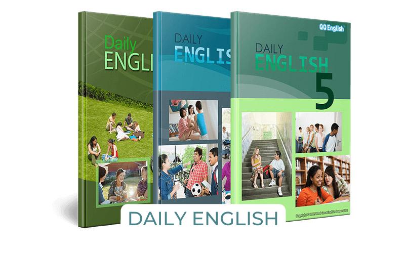 Sách Daily English