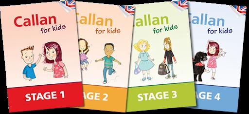 Giáo trình Callan For Kids