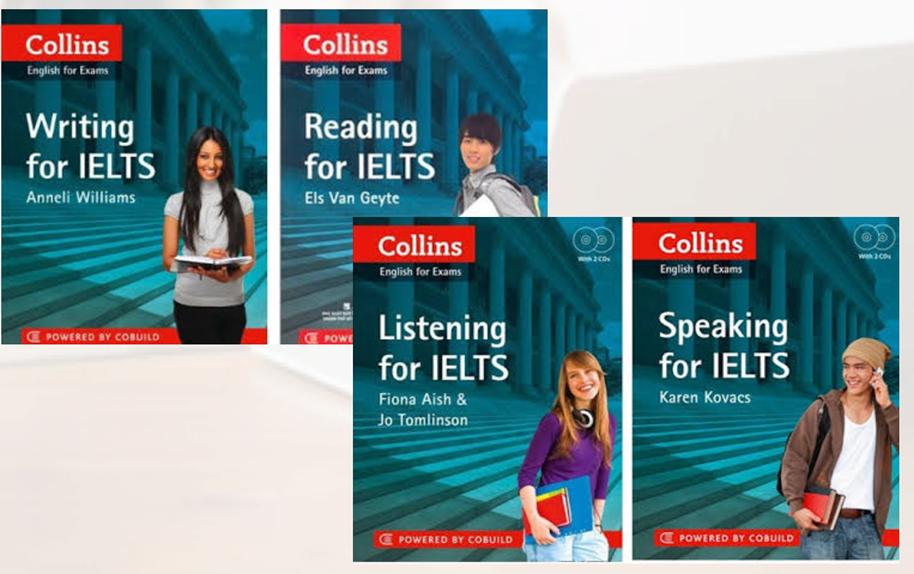 Giáo trình mẫu khóa IELTS Online