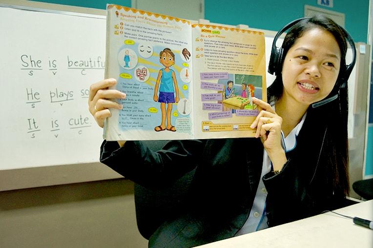 Lợi ích khi cho trẻ học tiếng Anh online