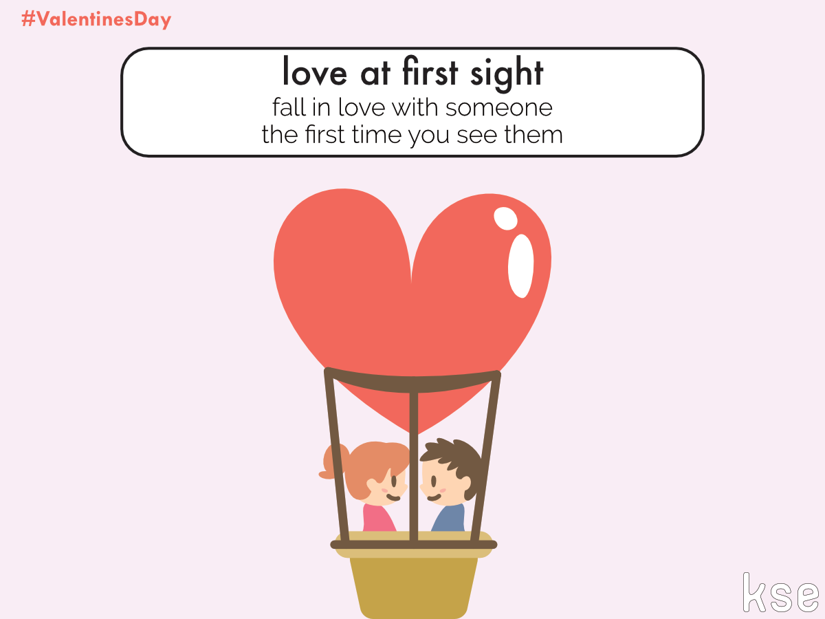 Love at the first sight