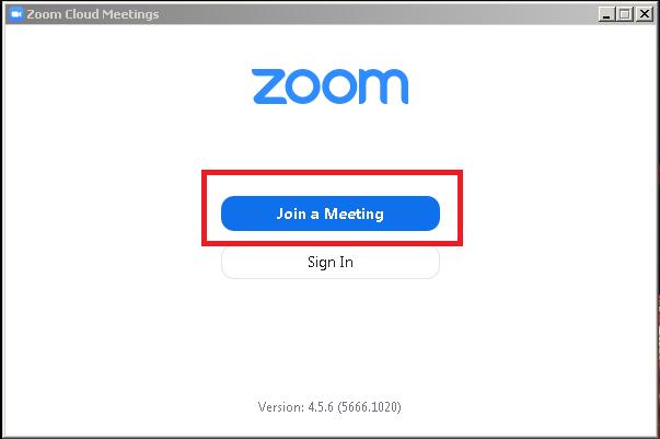 cài đặt Zoom trên máy tính